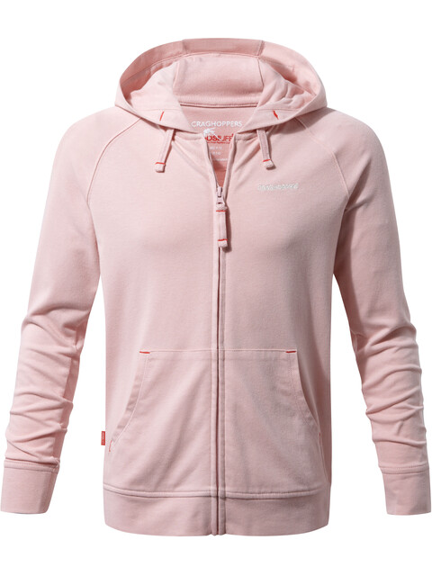 Craghoppers NosiLife Ryley Jacket Children pink